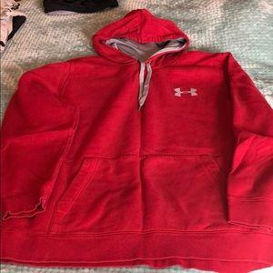 Men's 2XL UA hoodie